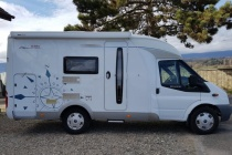 Hobby Van T500 GFSC Limited Edition 2012
