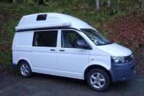 Volkswagen VW T5 Kombi BMT Polyroof-Dach