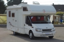 Ford 2.4TDCI 137PS TEC FREE 638 Alkoven
