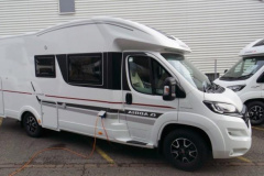 Adria Matrix Plus 670SP Teilintegriert