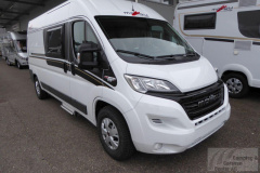 malibu Van 600 LE low-bed Kastenwagen