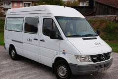 Mercedes Benz Sprinter 143PS Kastenwagen