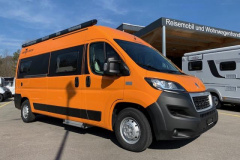 Van Tourer 600 L Aktiv, orange Fourgonnette
