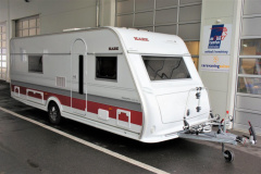 Kabe Royal 600 TDL STD Caravane