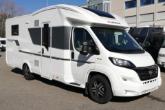 Adria Matrix Plus 670 SC Teilintegriert