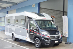Dethleffs Magic Edition T 2 EB, Fiat Ducato MJT Teilintegriert