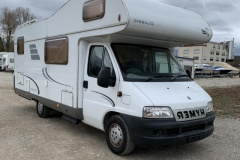 Hymer Classic Alkoven