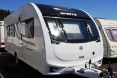 Sprite Swift Group Cruzer SR 495 Wohnwagen