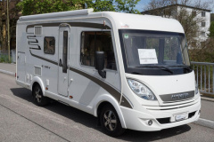 Hymer Exsis i504, Fiat Ducato 2.3MJ 130PS Integriert