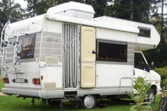 Hymer Camp 55 FIAT Ducato 1.9TD Kat 14 Alkoven