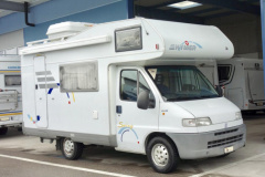 Hymer Mobil Swing,Fiat Ducato 2.8JTD 128PS Alkoven