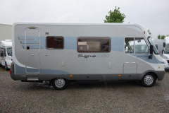 Hymer Signo 100 Integriert