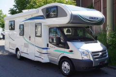 Chausson Flash 19, Ford Transit 2.2TDCi 140PS Alkoven
