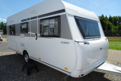 Eriba Exciting 495 Caravane