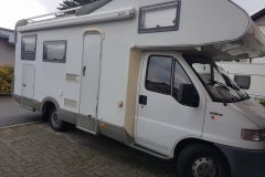 Knaus Fiat Ducto 16 2.5 TD Alkoven