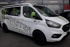 "Dreamer Cap Life ""Monster Energy"" Van"