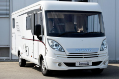 Hymer HYMERMOBIL EXIS I 674 2,3 D 148 PS AUT. Integriert