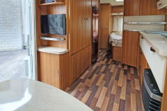Tabbert 560 HDT Private Edition Caravane