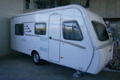 Eriba Nova Light 442 Caravane