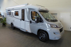 LMC Cruiser T 663 G Grey Selection Teilintegriert