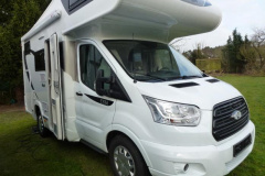 Chausson Flash C514 Alkoven