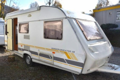 Delta Summerline 4700eb Caravane