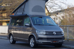 Volkswagen T6 2.0TDI 4Motion, California Ocean Grey Van