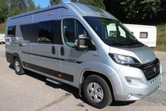 Adria Twin Plus 640 SLB Van