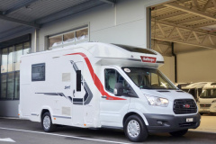 Challenger 288EB Special Edition,Ford Transit 170PS Teilintegriert