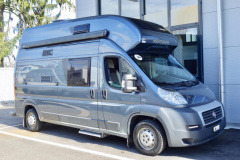 Weinsberg CaraBus 601MQH, Fiat Ducato 2.3MJT 150PS Fourgonnette