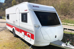 Kabe Ametist 560 GLE King Selection Caravane
