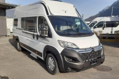 Globecar Campscout Revolution Citroen 140 PS Fourgonnette