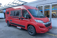 Globecar Globescout Plus Citroen 140 PS / 2020 Fourgonnette