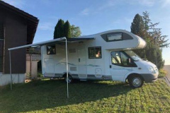 Chausson Welcome 35 Alkoven