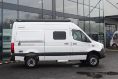 Hymer Grand Canyon S 4x4 Fourgonnette