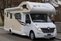 Ahorn Camp Canada AS, Renault Master 2.3 130PS Alkoven