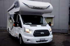 Chausson FLASH C 646 2,2 DIESEL FORD Alcôve