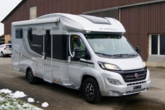 Adria Matrix M670SL Silver Collection Teilintegriert