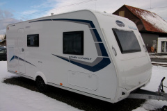Caravelair Antares Style 486 Family Wohnwagen
