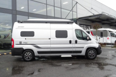 Hymer Free 602 Fourgonnette