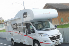 Sunlight A68 Hymer-Gruppe, Fiat Ducato 160PS Alkoven