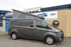 """Ford Transit Nugget """"Plus"""" / mit WC Fourgonnette"""