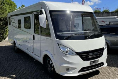Hymer EXIS i 678 Integriert