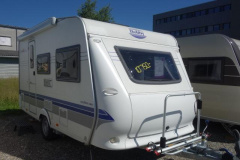 Hobby Excellent Easy 400SF Wohnwagen