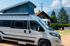 Hymer Free 600 Campus Automatik Fourgonnette